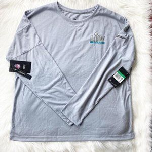 Nike Dri-FIT Breathe SuperBowl LIV Shirt NWT